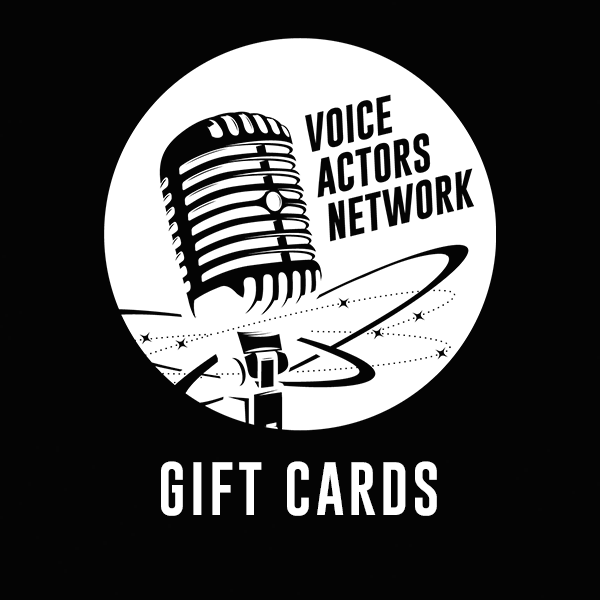 Voice Actors Network Gift Card