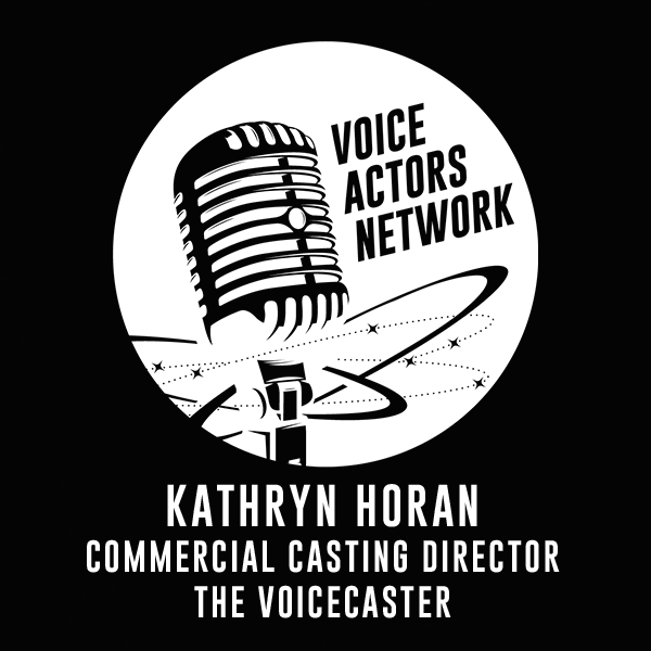 Commercial Zoom Clinic - Kathryn Horan - The Voicecaster - Wednesday, April 7th | 7-10pm