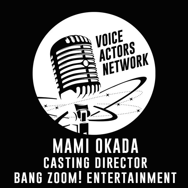 Dubbing Zoom Clinic - Mami Okada - Bang Zoom Entertainment - Wednesday May 19th | 7-10pm