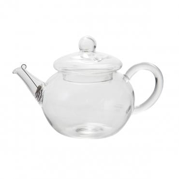 Glass Teapot 250ml with a nozzle filter