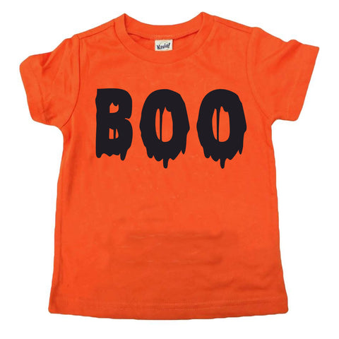 BOO Orange & Black
