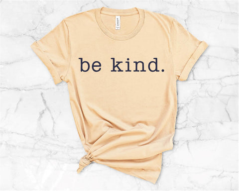 Be Kind Tee-Adult
