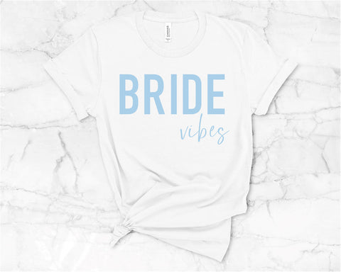 BRIDE VIBES (blue)