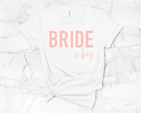BRIDE VIBES (pink)