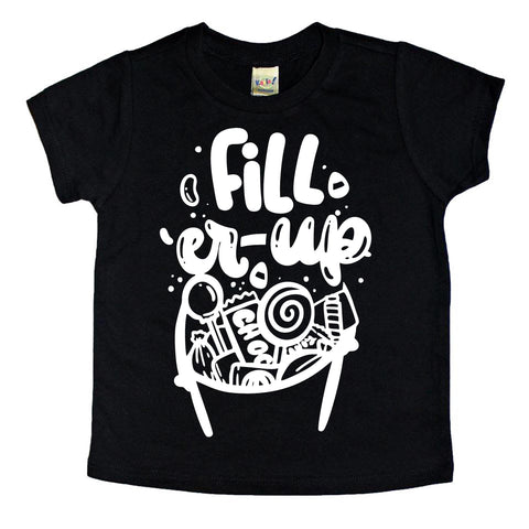 Fill 'er-up! Halloween Candy Tee