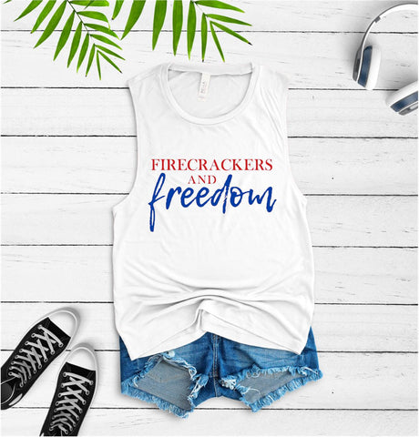 Firecrackers and Freedom Tank