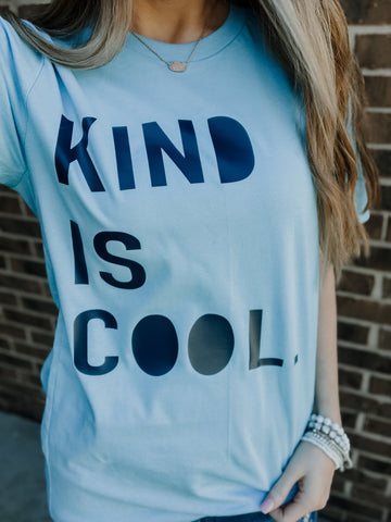 KIND IS COOL. (Adult/Mint)