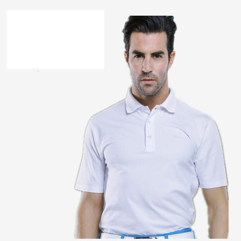2018 Limited New Poleras Polo Hombre Winter Golf Shirts Men's Golf Wear Short-sleeved T-shirt Pgm Sports Uniforms Cotton Pique