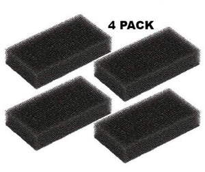 Reusable CPAP Foam Filters 4/pk