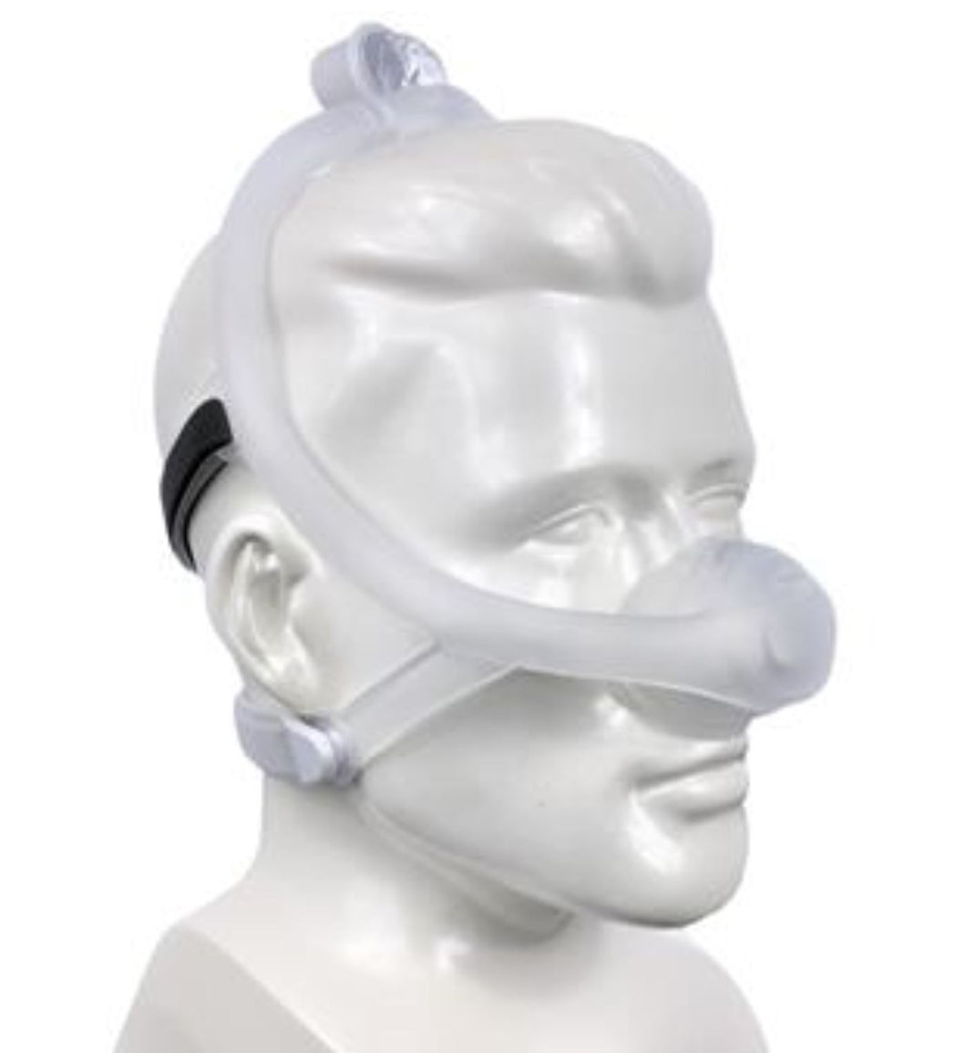 DreamWisp Nasal Fit-Pack (S, M, L included) CPAP Mask with Headgear by Philips Respironics