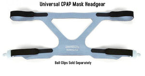 Universal Replacement CPAP Mask Headgear