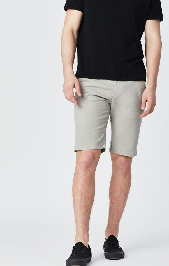 MAVI JACOB GREY COMFORT SHORTS