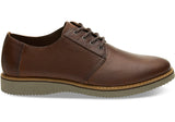 TOMS PRESTON LEATHER SHOE