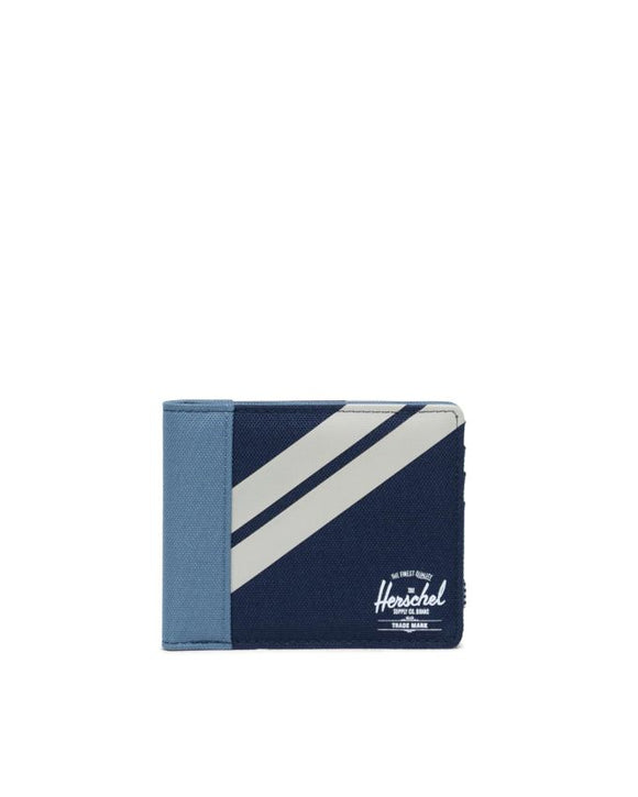 HERSCHEL ROY WALLET PEACOAT/BLUE MIRAGE/PELICAN