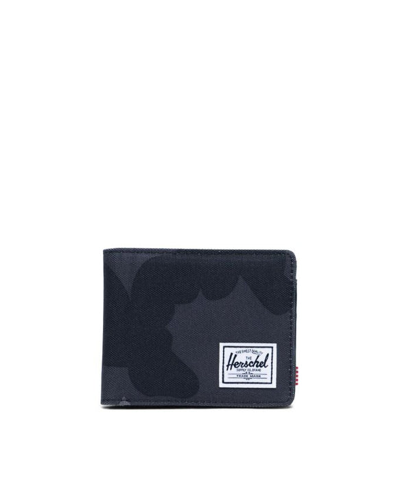 HERSCHEL HANK WALLET NIGHT CAMO