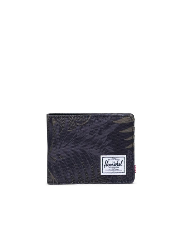 HERSCHEL HANK WALLET DARK JUNGLE