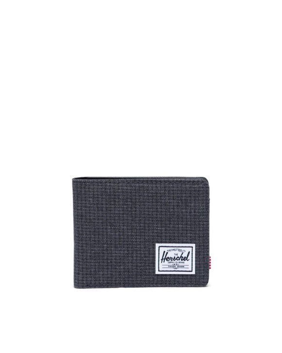HERSCHEL HANK WALLET SHADOW GRID
