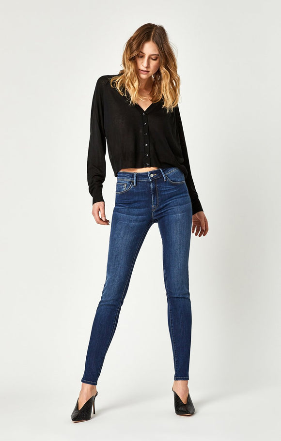 MAVI ALISSA DARK SUPERSOFT JEAN
