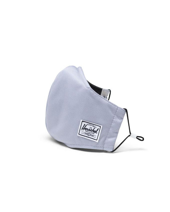 HERSCHEL FACE MASK LIGHT GREY