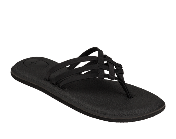 SANUK YOGA SALTY SANDALS