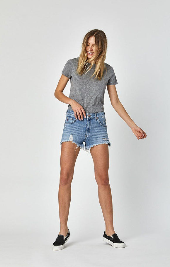 MAVI ROSIE DENIM SHORT