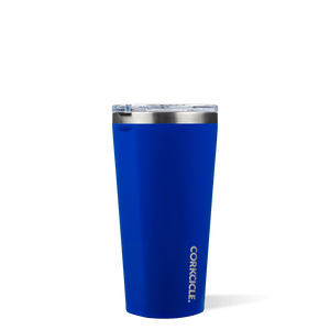 CORKCICLE TUMBLER 16OZ GLOSS COBALT