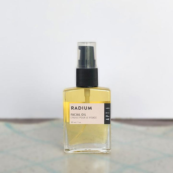 APT.6 RADIUM FACIAL OIL