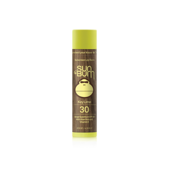 SUN BUM LIP BALM SPF 30 KEY LIME