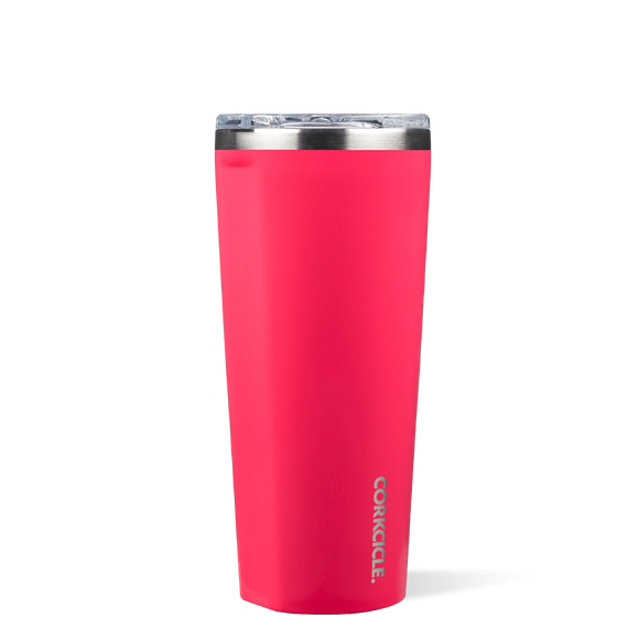 CORKCICLE TUMBLER 16OZ GLOSS FLAMINGO