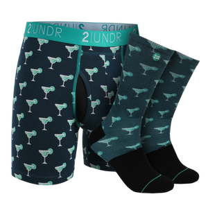 2UNDR SWINGSHIFT/SOCK PACK MARGARITAS