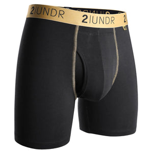 "2UNDR SWING SHIFT 6"" BOXER BRIEF"