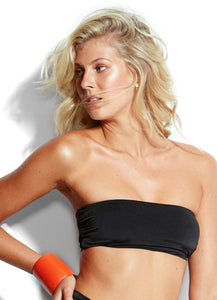 SEAFOLLY FLASHBACK TUBE BANDEAU