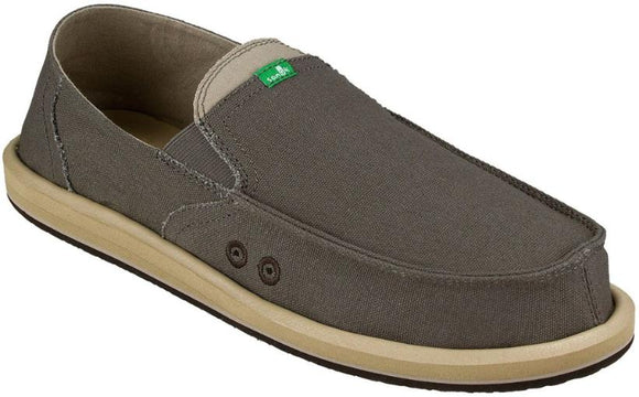 SANUK PICK POCKET SLIP ON