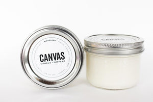CANVAS CANDLE CO. HERITAGE WOODLAND CANDLE