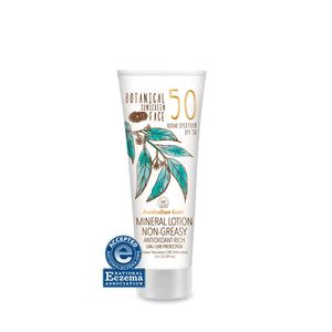 AUSTRALIAN GOLD BOTANICAL SPF50 TINTED FACE