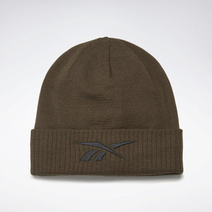 REEBOK TECH STYLE WINTER BEANIE GREEN
