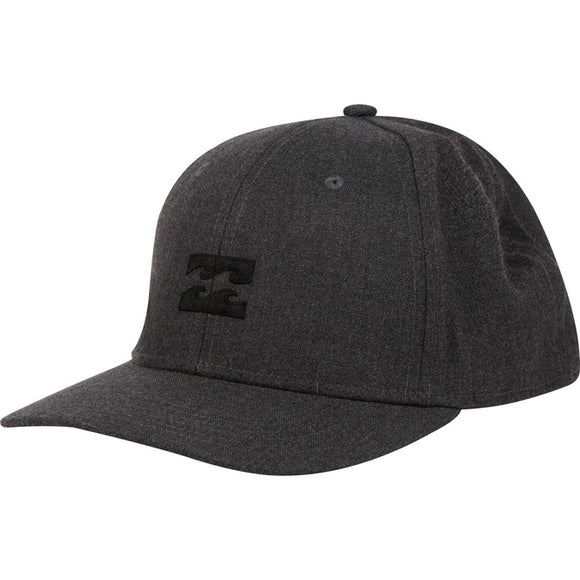 BILLABONG ALL DAY HEATHER FLEX HAT