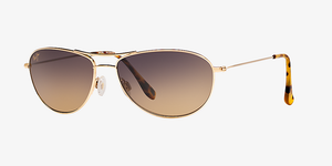 MAUI JIM BABY BEACH GOLD/HCL BRONZE