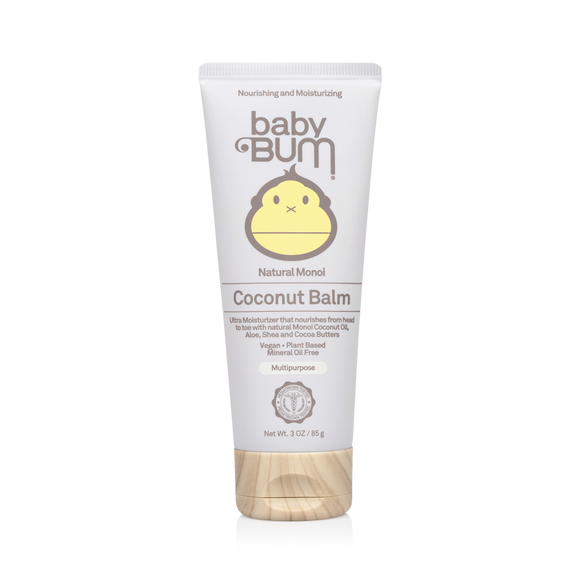 SUN BUM BABY BUM MOISTURIZING LOTION MONOI COCONUT OIL