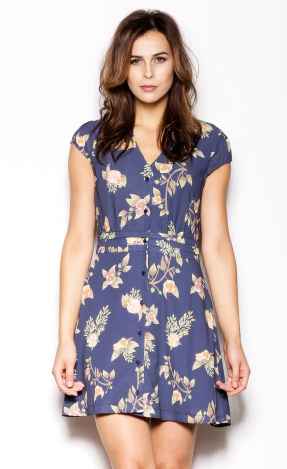PINK MARTINI BLOSSOM OUT DRESS