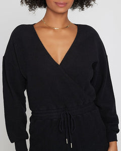 L*SPACE COASTIN' JUMPER BLACK