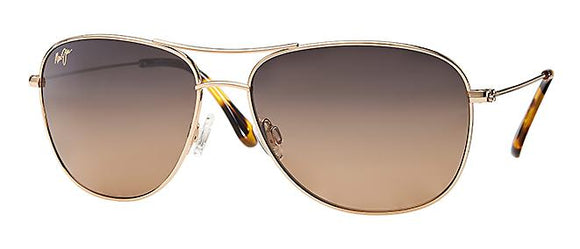 MAUI JIM CLIFF HOUSE GOLD/HCL BRONZE