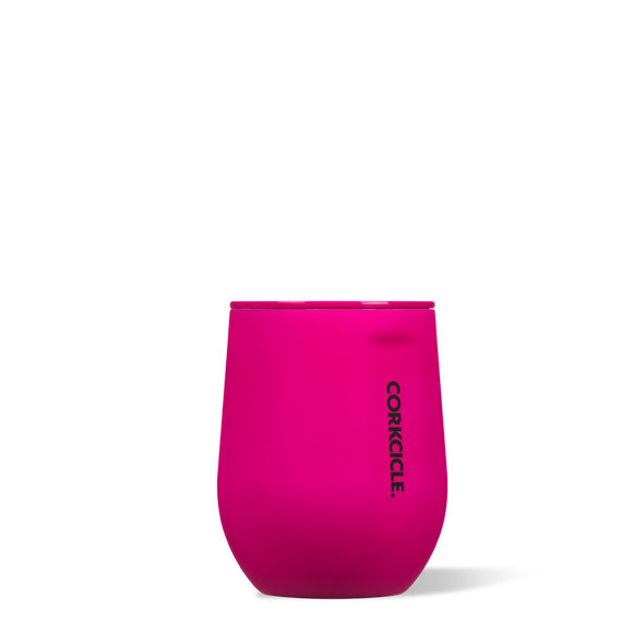 CORKCICLE STEMLESS 12OZ NEON LIGHTS