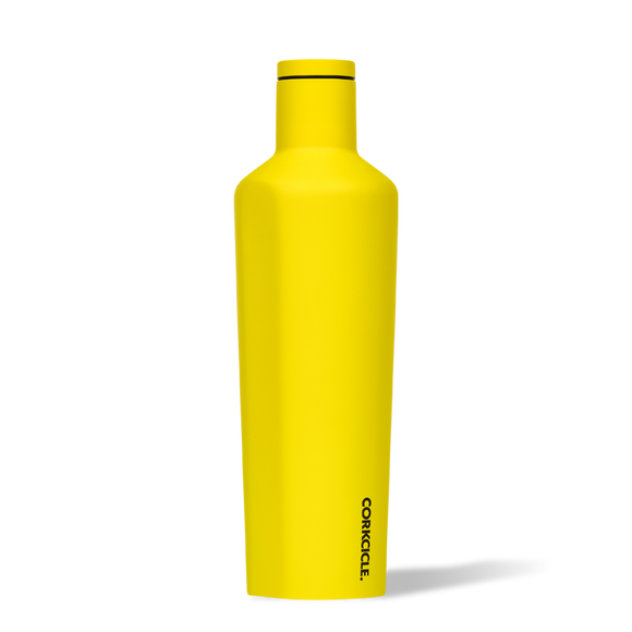 CORKCICLE CANTEEN 25 OZ NEON LIGHTS