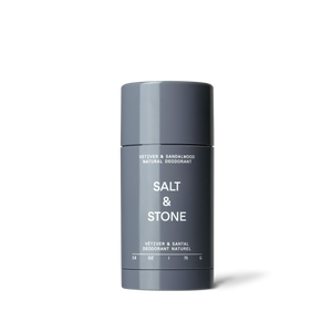 SALT & STONE VETIVER NATURAL DEODORANT
