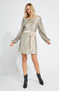 GENTLE FAWN JULIETTE DRESS PLATINUM