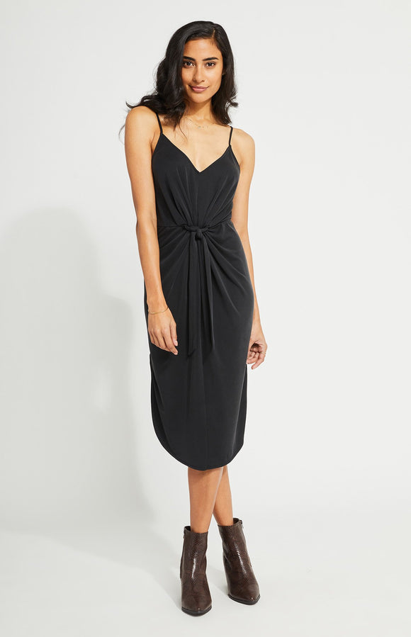 GENTLE FAWN NASHVILLE DRESS CARBON