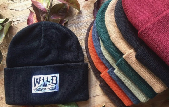WILD OUTDOORS THICK  KNIT TOQUE