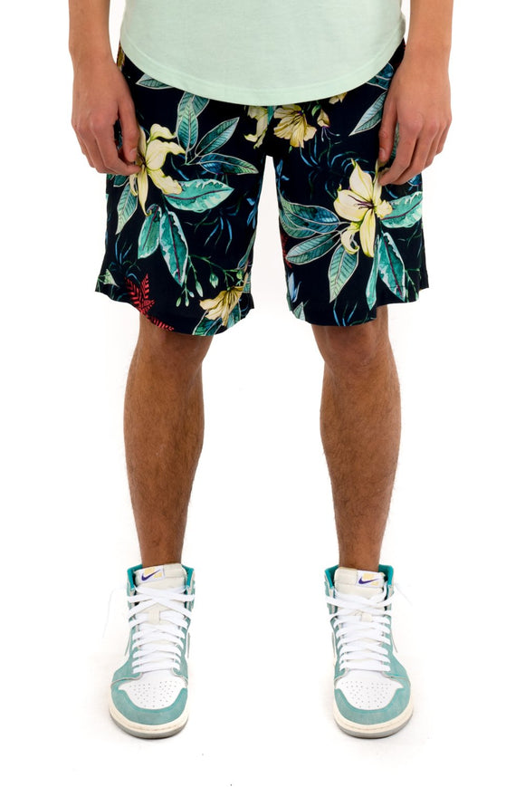 KUWALLA TEE BEACH SHORTS JUNGLE