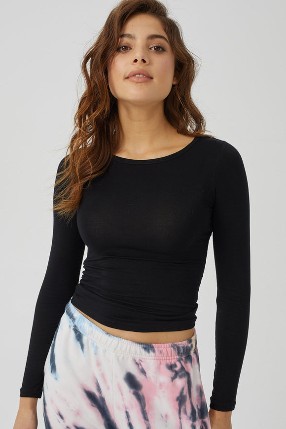 KUWALLA BAMBOO LONG SLEEVE
